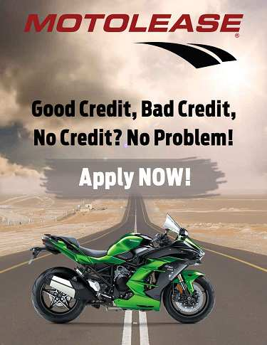Motolease | Motorcycle lease to own financing.